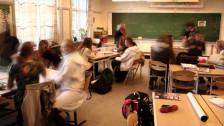 Audio «Berner Schulamt segnet späteren Unterrichtsbeginn ab» abspielen