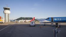 Audio «Berner Tourismus kämpft um Skiflüge nach Belp» abspielen