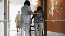 Audio «Der Druck auf das Pflegepersonal nimmt zu» abspielen