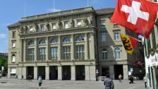 Audio «Berner Kantonalbank steigert Gewinn trotz tiefen Zinsen» abspielen