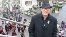 Audio «Mit einem Basler an der Berner Fasnacht» abspielen