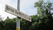 Audio «Bildungskommission stellt Weichen für Berner Fachhochschule» abspielen