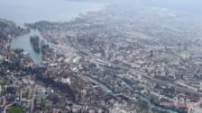 Audio «Uferweg in Thun soll endlich fertiggestellt werden» abspielen