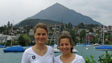 Audio «Zwei Berner Oberländerinnen nehmen Kurs auf Rio» abspielen