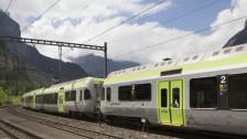 Audio «Piemont gibt BLS grünes Licht für Regionalzüge nach Oberitalien» abspielen