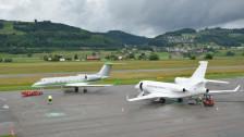 Audio «Flughafen Bern-Belp profitiert von Zürichs Überlastung» abspielen
