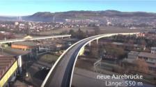 Audio «Bypass Thun früher fertig als geplant» abspielen