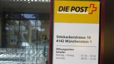 Audio «Baselbieter Gemeinden wehren sich für ihre Poststellen» abspielen