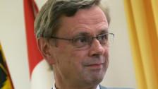Audio «Thorberg-Affäre: Schlechte Noten für Berner Polizeidirektoren» abspielen