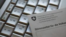 Audio «Die Basel-Städter sind E-Voting-Pioniere» abspielen