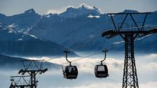 Audio «VS: Die Bergbahnen in Crans-Montana stehen still» abspielen