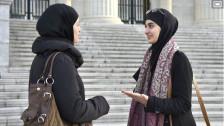 Audio «Bundesgericht: Kein Kopftuchverbot während Schulunterricht» abspielen