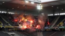 Audio «Hooligan-Konkordat: Die schärferen Massnahmen gelten ab 1. August» abspielen