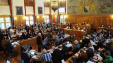 Audio «Zürcher Kantonsrat will die Parteifinanzen nicht offenlegen» abspielen
