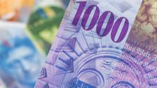 Audio «Finanzausgleich: Zürich zahlt weniger, Schaffhausen mehr» abspielen