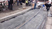 Audio «Gummi ins Gleis für sicheres Velofahren» abspielen