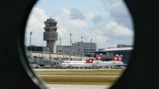 Audio «Durchzogene Halbjahreszahlen des Flughafens Zürich» abspielen