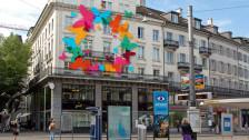 Audio «Neue City Vereinigung-Sommeraktion: Gebäudekunst statt Kühe» abspielen