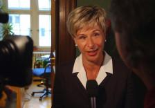 Audio «Der Kanton Schaffhausen präsentiert ein tiefrotes Budget» abspielen