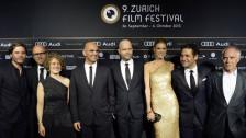 Audio «Zürich im Filmfieber: Das 9. Zurich Filmfestival ist eröffnet» abspielen