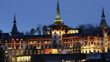 Audio «Zurich Film Festival bringt Glamour, aber - noch - kaum Hotelgäste» abspielen