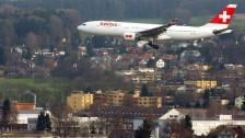 Audio «Was bringt der Zürcher Fluglärmindex?» abspielen