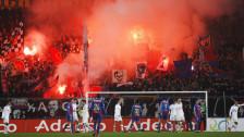 Audio «Basler Strafgericht verurteilt 16 FCZ-Hooligans» abspielen