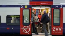 Audio «Bahn- und Busfahren im Kanton Zürich wird etwas teurer» abspielen