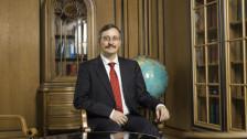 Audio «Mehr Macht für Uni-Rektor Michael Hengartner» abspielen