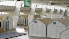 Audio «Eine Alternative zu Ikea-Flüchtlingshäuser» abspielen