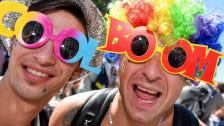 Audio «Die 25. Street Parade zieht durch Zürich» abspielen