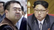 Laschar ir Audio «Kim Jong Nam»