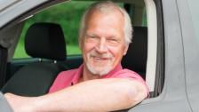 Laschar ir Audio «Seniors van cun auto: medi»