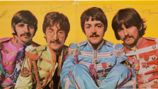 Laschar ir audio «Sgt. Pepper's Lonely Hearts Club Band».