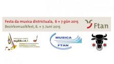 Laschar ir Audio «Ftan 2015 - la festa da musica districtuala»