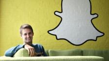 Laschar ir Audio «Snapchat»