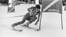 Laschar ir Audio «60 onns cursas da skis Adelboden»