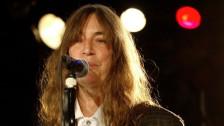 Laschar ir audio «Patti Smith: «Because the Night»».