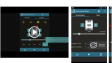 Laschar ir audio «Digitip: Metronome beats - l'app per musicants e dirigents».