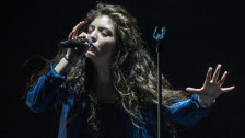 Laschar ir audio «Lorde: «Green Light»».