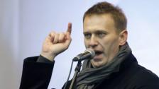 Laschar ir audio «Alexej Nawalny - l'activist da l'opposiziun russa».