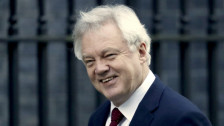 Laschar ir audio «David Davis - il minister dal Brexit en Gronda Britannia».