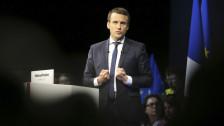 Laschar ir audio «Emmanuel Macron».