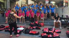 Laschar ir Audio «SKJF – uffants e giuvenils han chantà a Lugano»