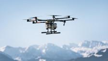 Laschar ir audio «Digitip – Dronas na dastgan betg vegnir sajettadas giu».