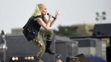 Laschar ir audio «Gwen Stefani: «Make me like you»».