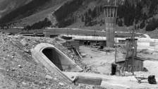 Laschar ir Audio «50 onns San Bernardin – il tunnel che collia e separa»