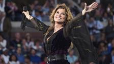 Laschar ir audio «Shania Twain: «Life's about to get good»».