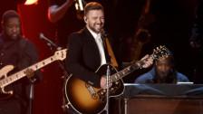 Laschar ir audio «Justin Timberlake: «Cry me a river»».