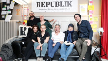 Laschar ir Audio ««Republik» il nov magazin online»
